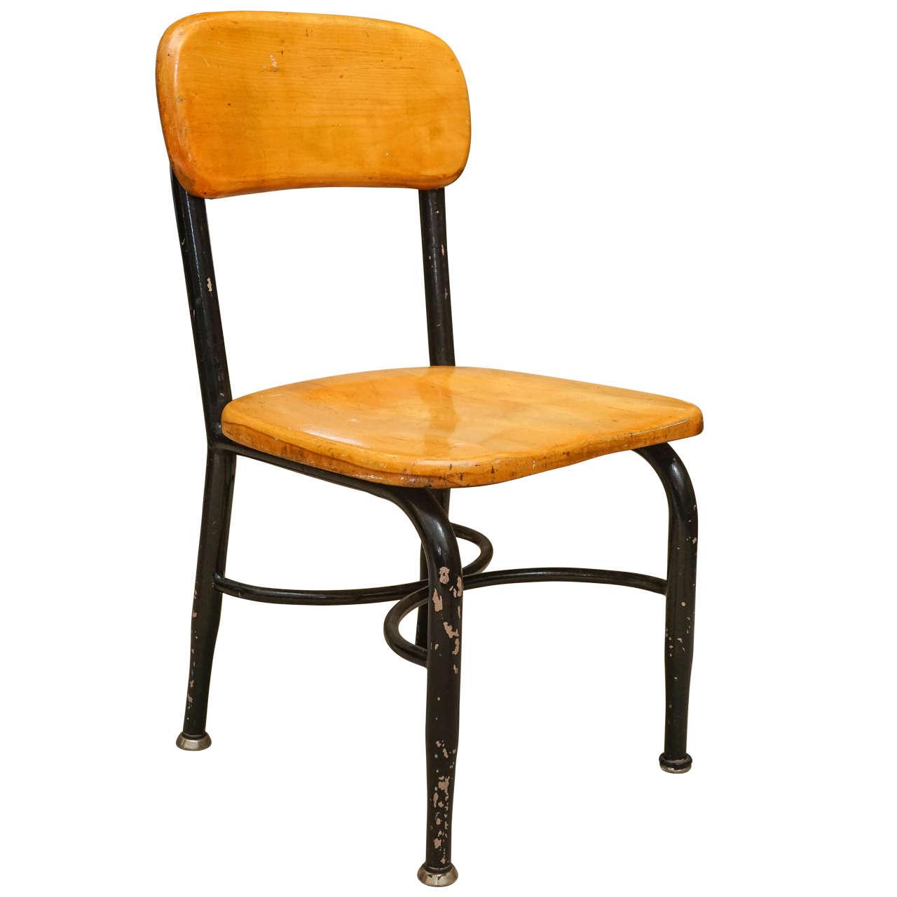 heywood wakefield chairs danish modern dining chair child 39s at 1stdibs
