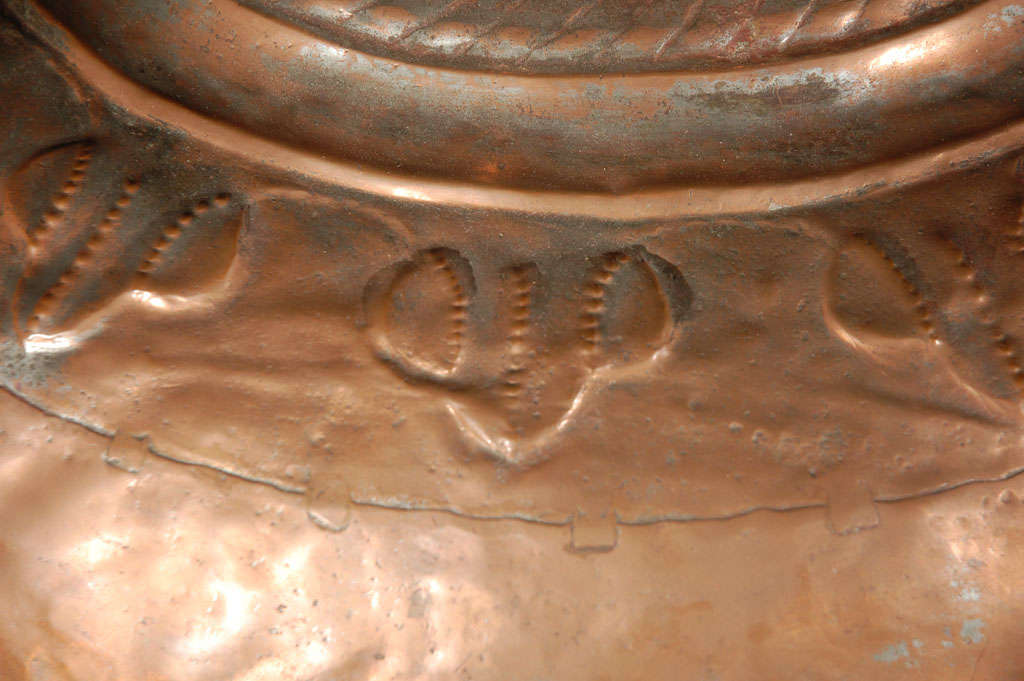 Large Turkish Copper Pot For Sale At 1stdibs