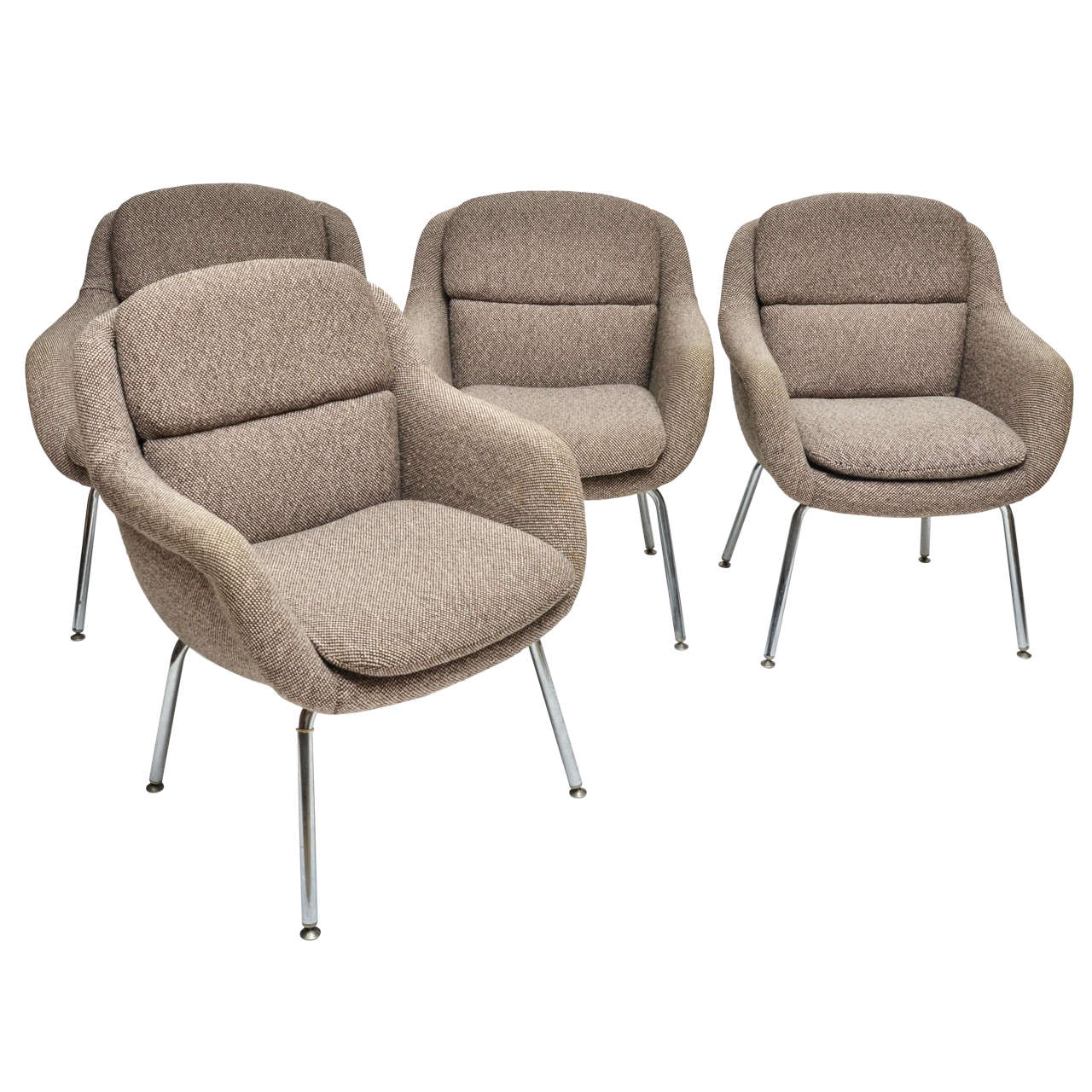arm chairs for sale simple chair design mid century modern set of four upholstered dining