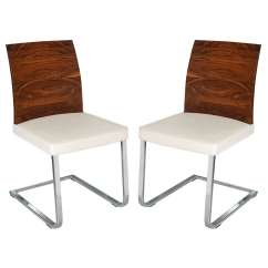 White Leather Chairs For Sale Chair Cover Rental Columbus Ohio Saturday Drastic Reduction Pr Austrian Canteliver