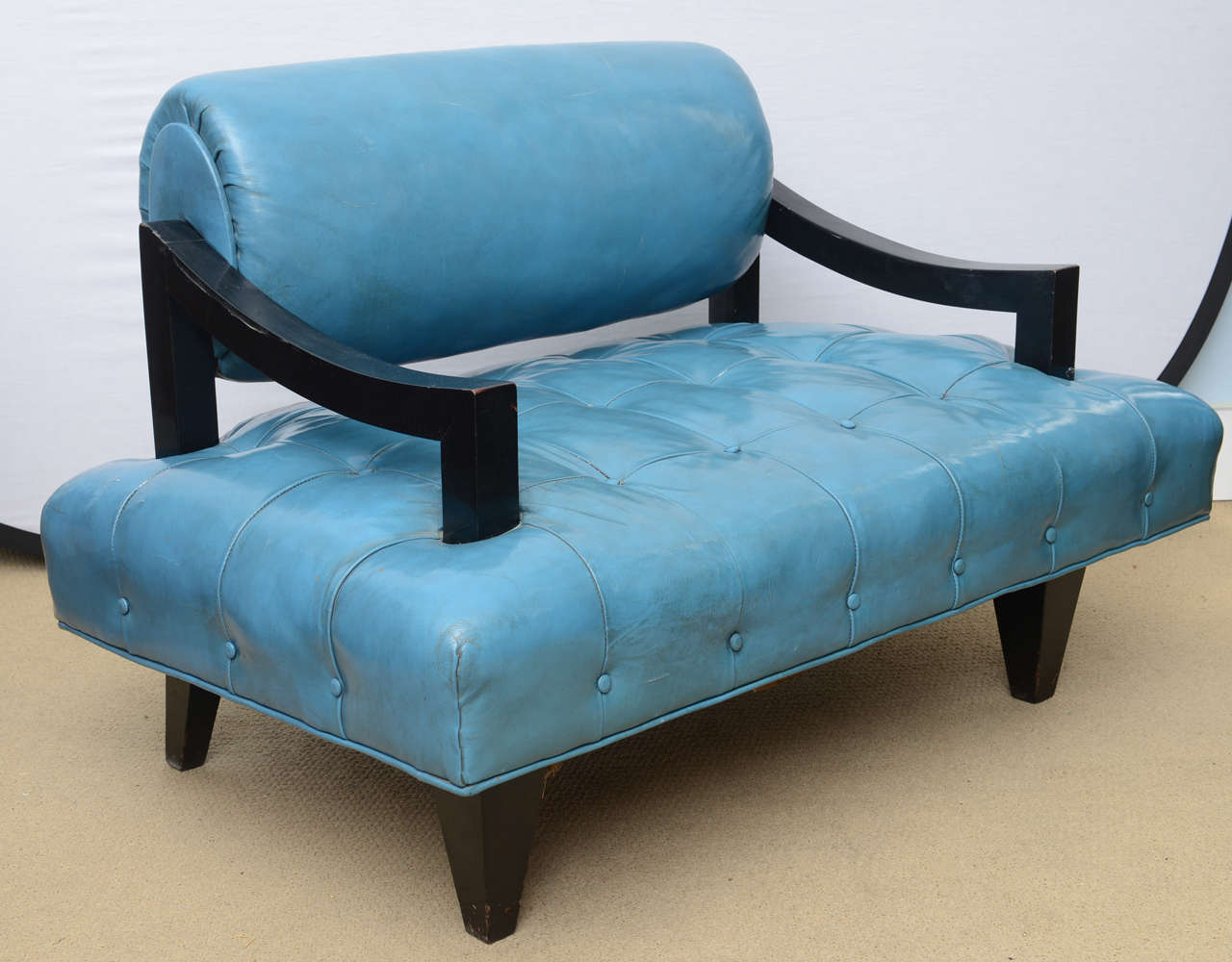 all modern chairs office chair replacement parts pair of james mont mid century lounge