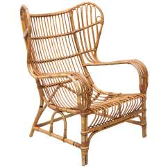 Cane Chairs For Sale Single Sofa Chair Covers Vintage Bamboo And Wingback Lounge At 1stdibs