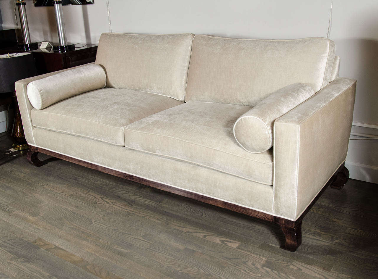 asian sofas mission style sofa sleeper sophisticated mid century modern inspired at