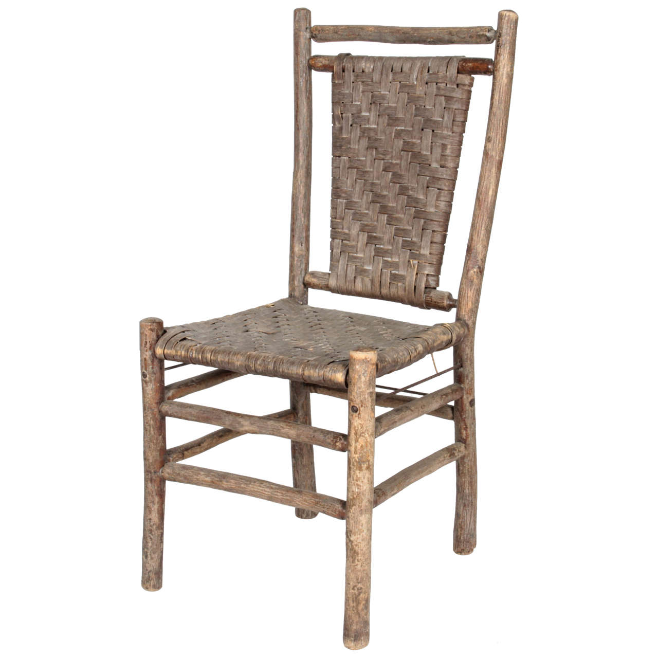 hickory chairs for sale tan dining old side chair at 1stdibs