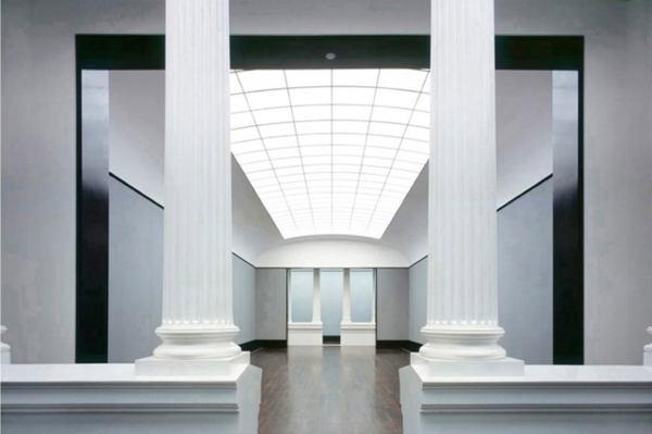 Reinhard Rner - Hall With Columns National