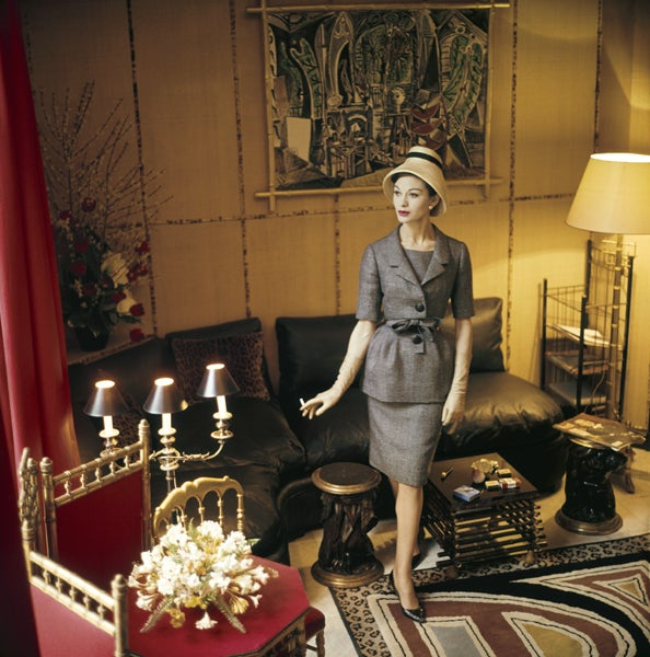 Mark Shaw Mark Shaw Model In Hotel Particulier Of Alec