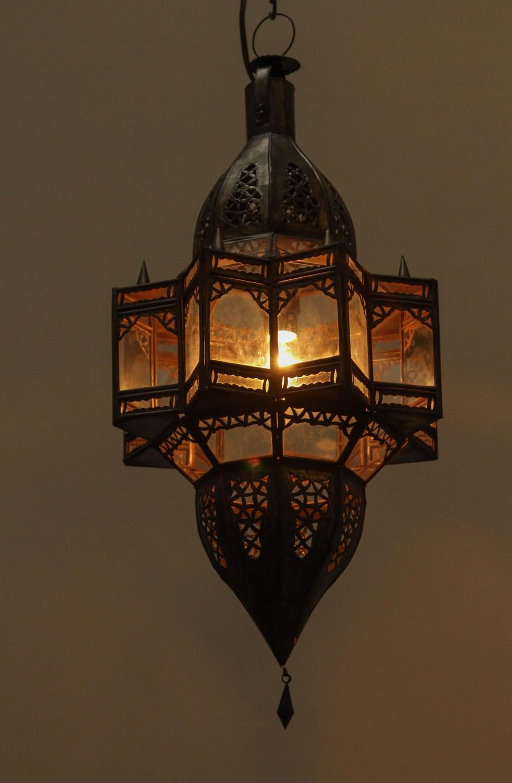 Moorish Pendant Light
