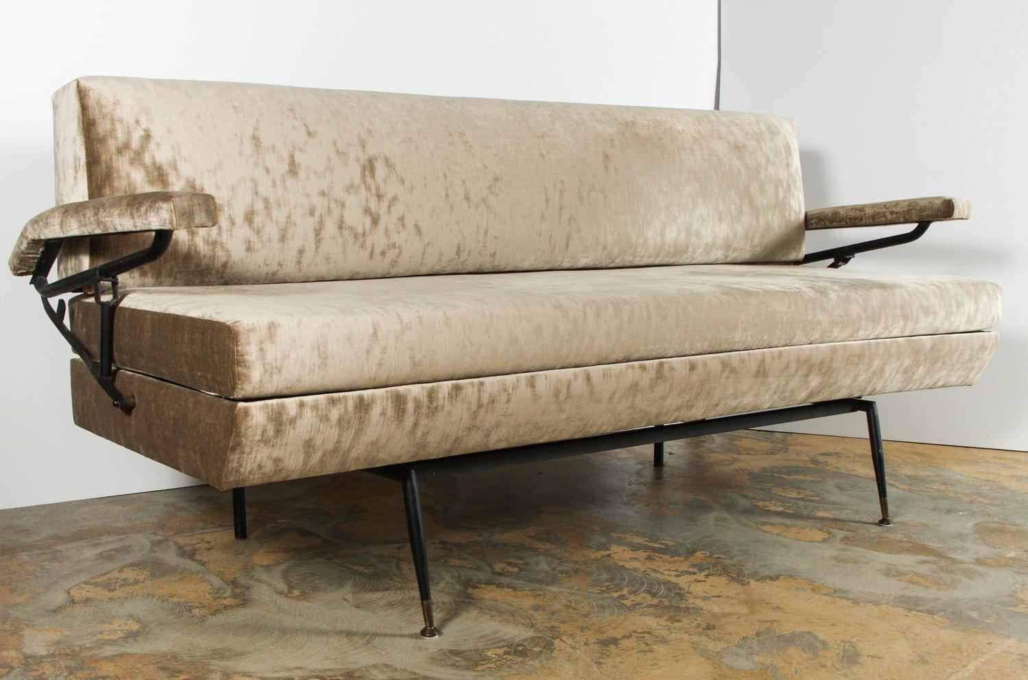 deep sofa daybed beds for small rooms uk italian and in style of osvaldo borsani