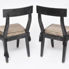 Maitland Smith Dining Chairs Wheelchair For Hire Hollywood Regency Style Table And In The