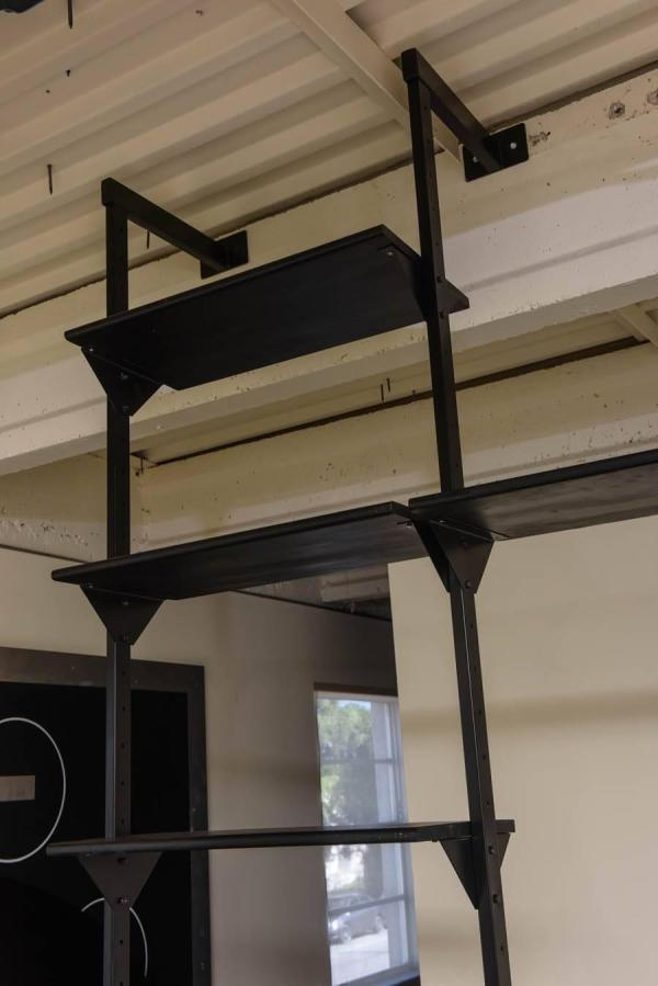 Wall Mounted Shelving Systems