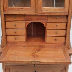 Pine Kitchen Chairs Ireland Hanging Swing Chair Stand Irish Secretaire For Sale At 1stdibs