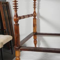 Great Sofa Beds Mart Boise Hours Early American Single Rope Bed Or Daybed At 1stdibs