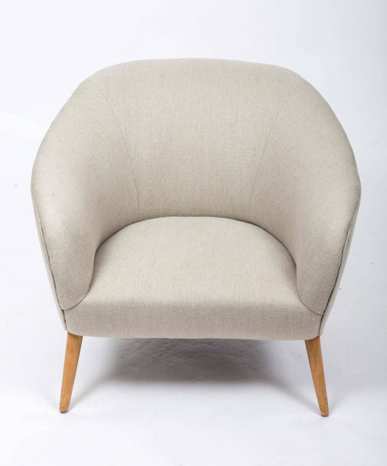 metal tub chair folding quad mid century for sale at 1stdibs