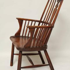 Comb Back Windsor Chair Toddler Booster High 18th Century English For Sale At