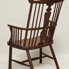 Comb Back Windsor Chair Cushions 18th Century English For Sale At