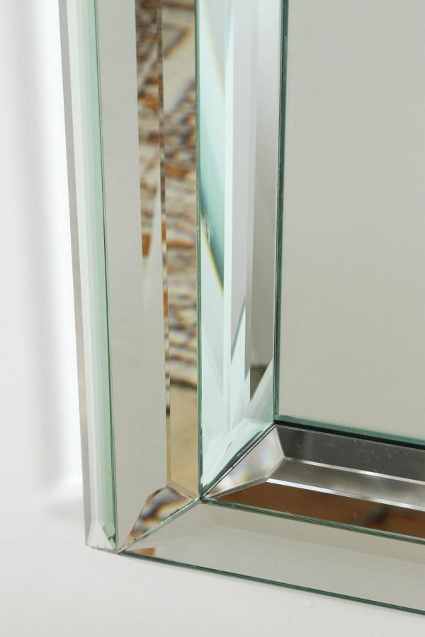 All Glass Wall Mirror