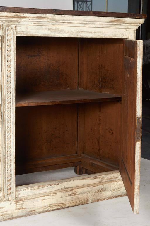 Farmhouse Distressed Sideboard For Sale At 1stdibs