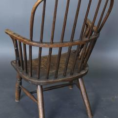 Antique Windsor Chair Identification Best Poker Chairs 18th Century Stick For Sale At 1stdibs