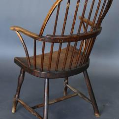 Antique Windsor Chair Identification Baby Rocking Chairs For Sale 18th Century Ash And Elm At