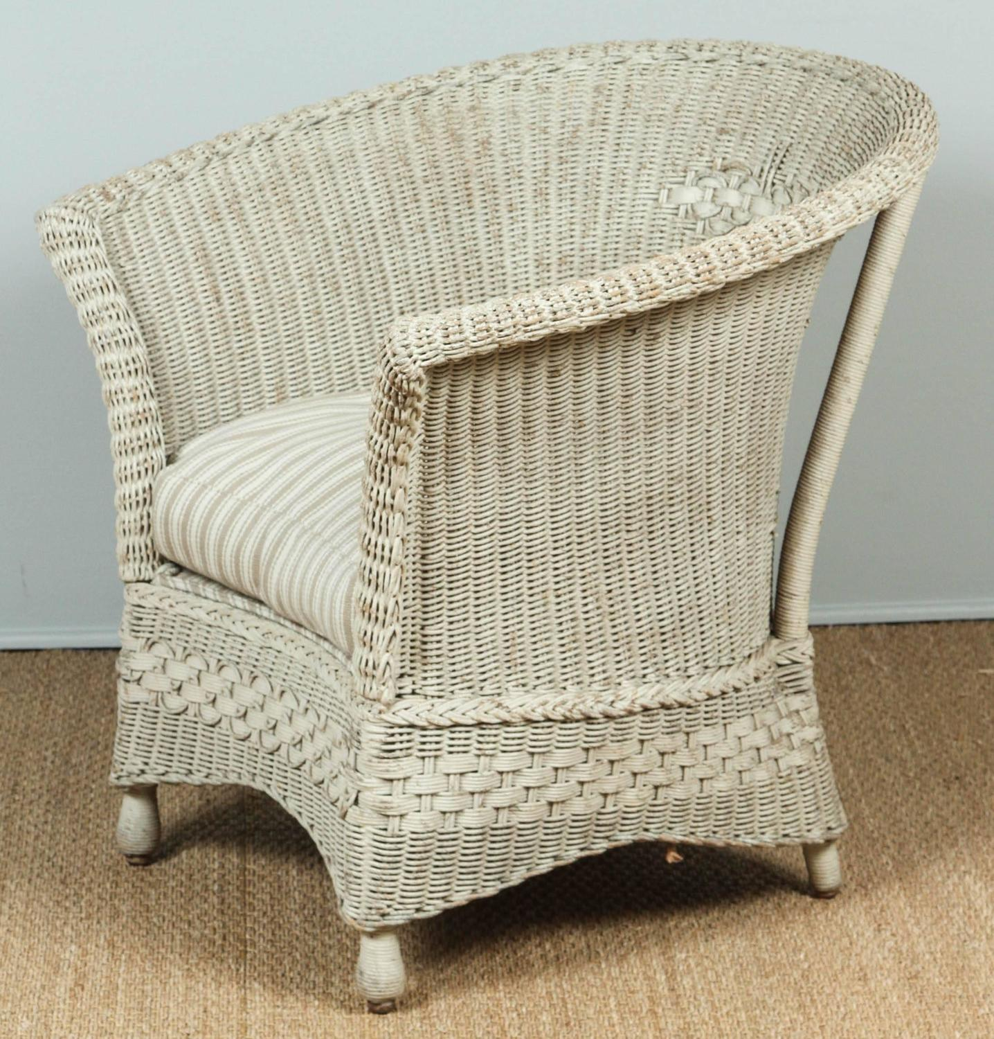 antique wicker chairs chair covers on wish and rocker for sale at 1stdibs