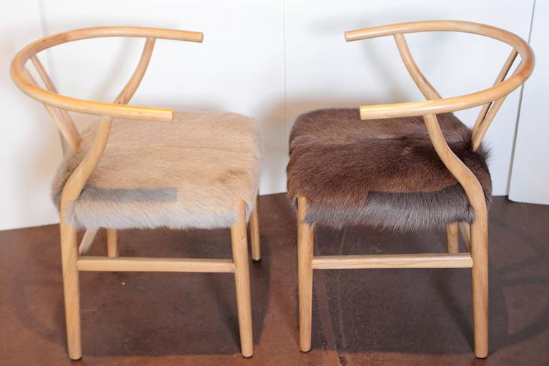 skovby rosewood dining chairs personalized childrens scandinavian modern fur for sale at 1stdibs