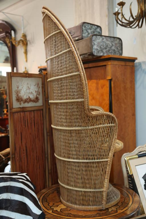 bamboo directors chairs woven dining