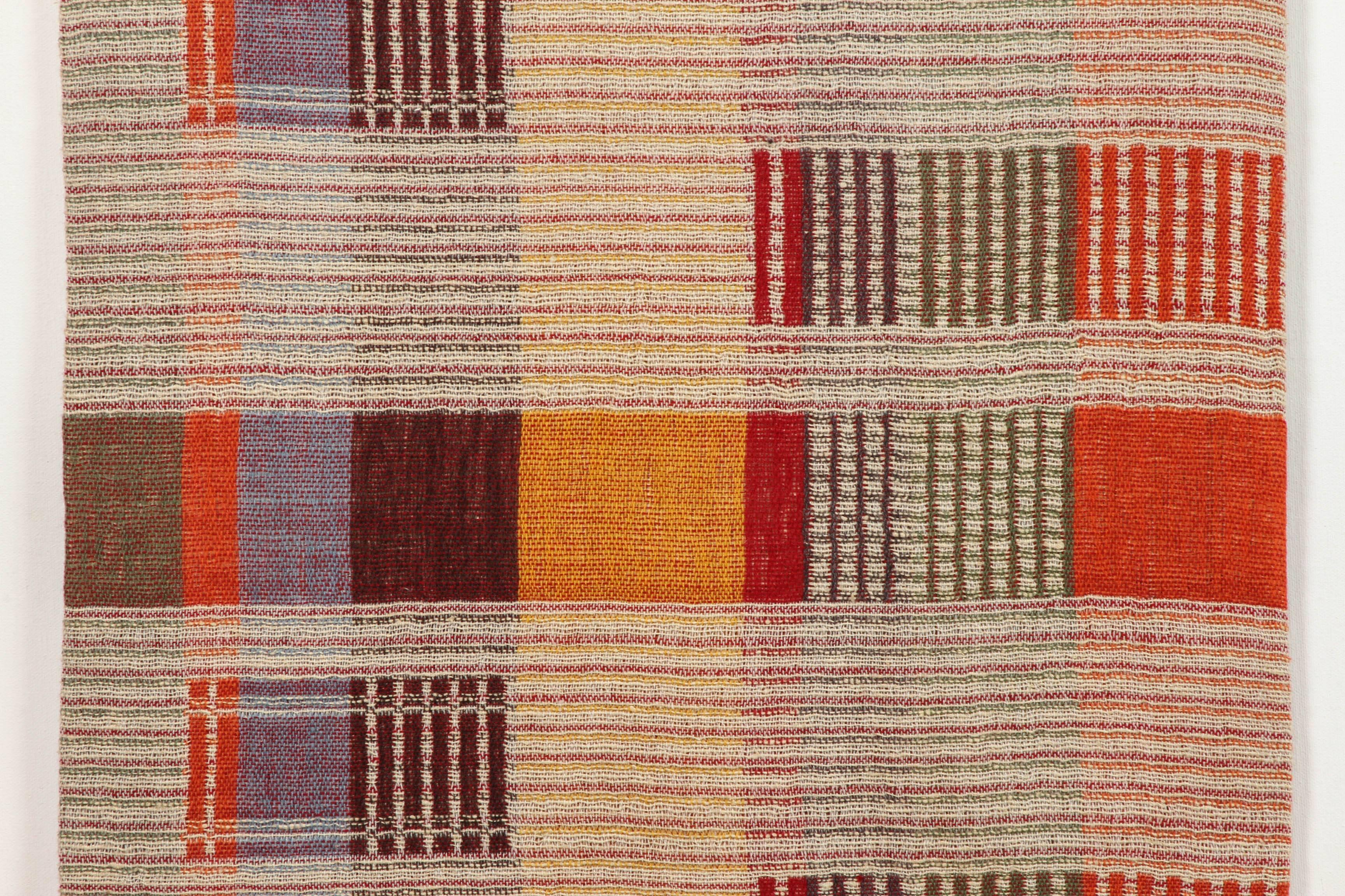 Indian Handwoven Throw For Sale At 1stdibs