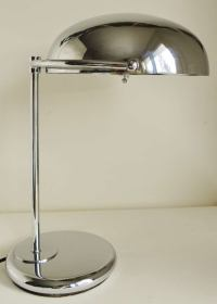 American Mid-Century Offset Desk Lamp with Adjustable ...