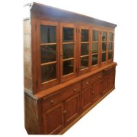 Giant 19th Century Butler's Pantry Cabinet at 1stdibs