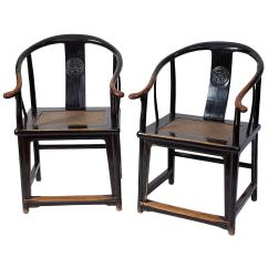 Antique Round Back Corner Chair Used Power Chairs Excellent Pair Of 17th Century Ming Dynasty Chinese