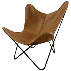 Butterfly Lounge Chair Covers Gladstone All Original By Knoll International At 1stdibs