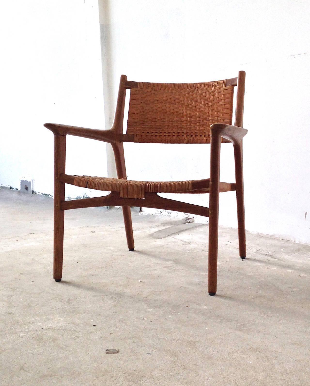 cane easy chair covers for sale in trinidad hans j wegner johannes hansen teak