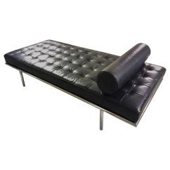 Barcelona Sofa Stylish Sofas Bed Couch With Black Straps