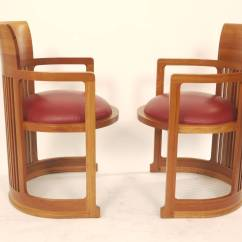 Frank Lloyd Wright Chairs Lawn At Walmart Pair Of For Cassina 1stdibs