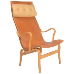 Swedish High Chair Long Sofa Back Eva By Bruno Mathsson For Karl