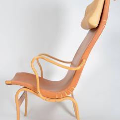 Swedish High Chair Es Robbins Mats Back Eva By Bruno Mathsson For Karl