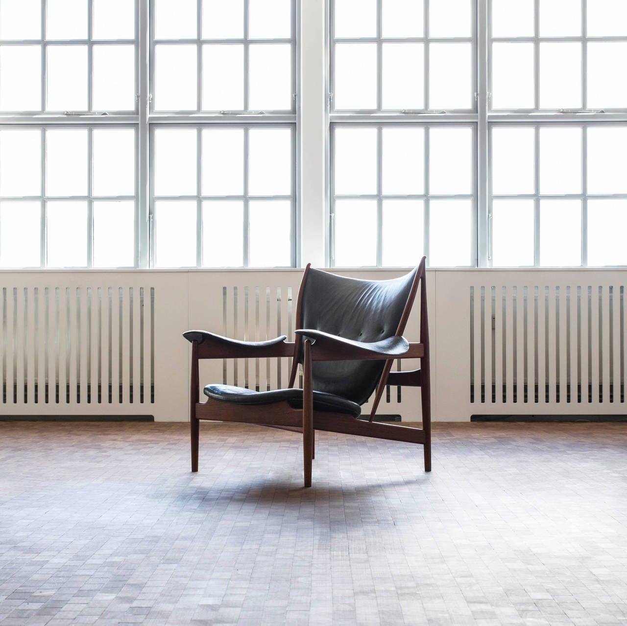 Lounge Vodder Juhl Chair Finn