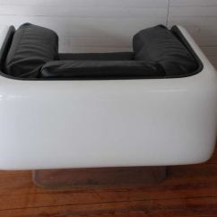 Steelcase Sofa Platner Pet Protector For Leather Warren Fiberglass Club Chair At 1stdibs