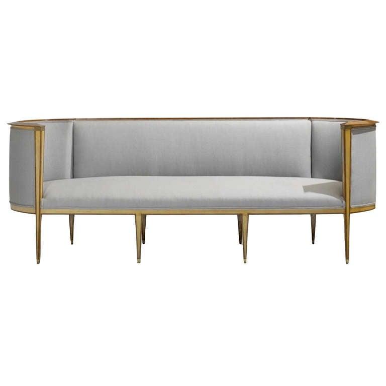 Classic 1920s Swedish Sofa At 1stdibs
