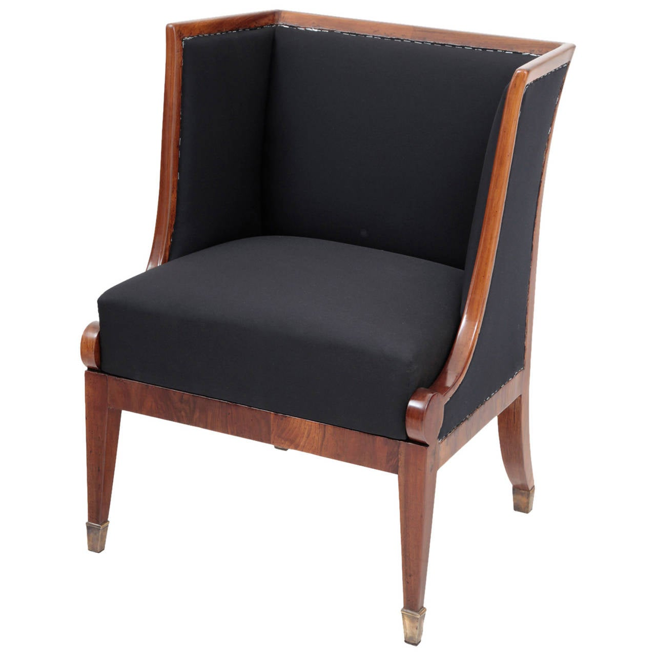 Elegant Chairs Elegant Biedermeier Chair From The 1820s For Sale At 1stdibs