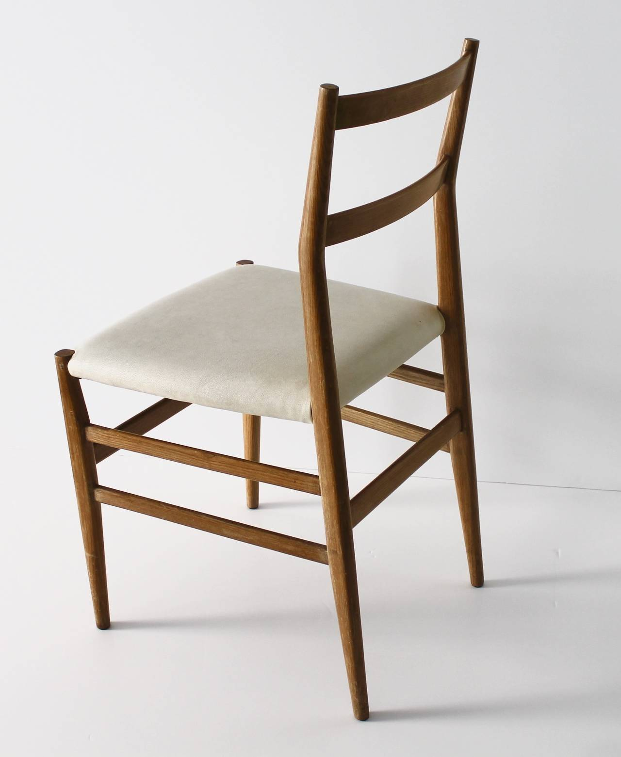 gio ponti chair tall camping model 656 leggera by for sale at 1stdibs