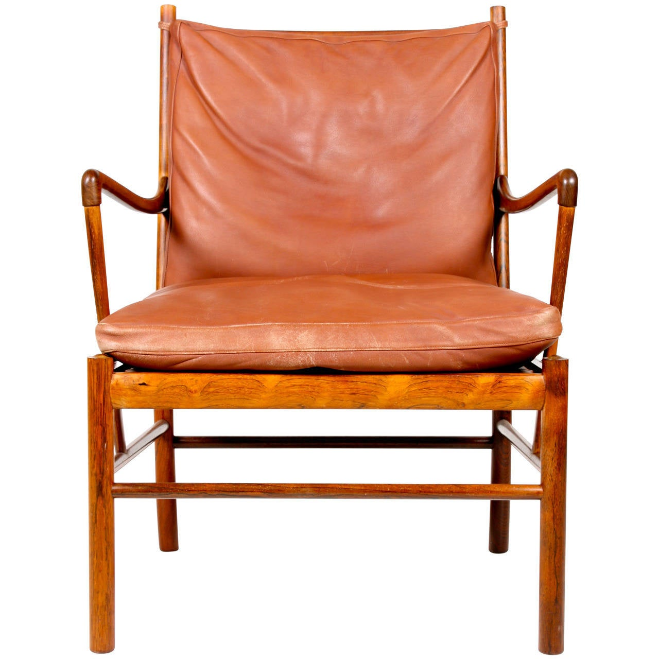 Colonial Chair The Colonial Chair By Ole Wanscher At 1stdibs
