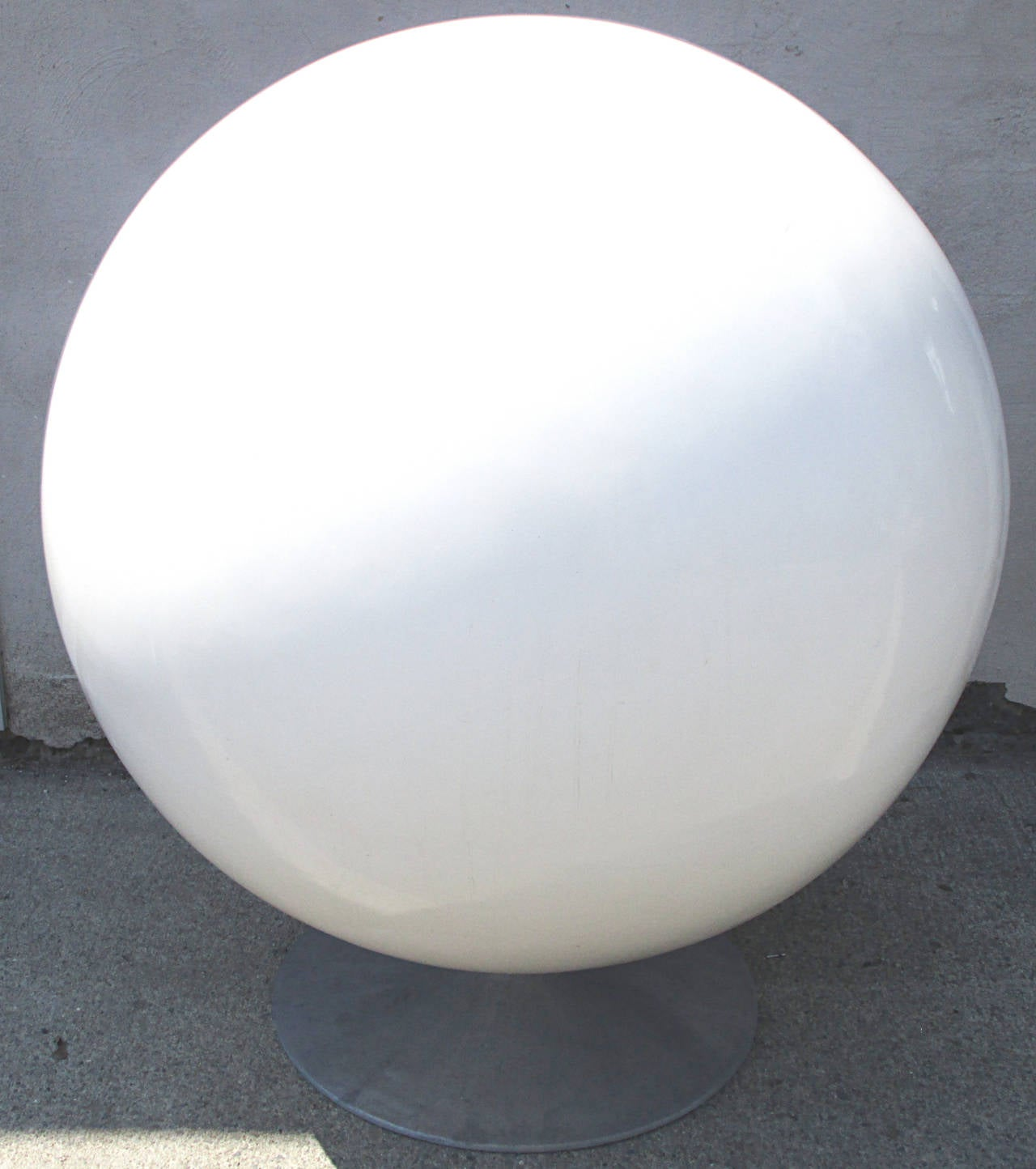ball chair for sale design terrace by eero aarnio at 1stdibs