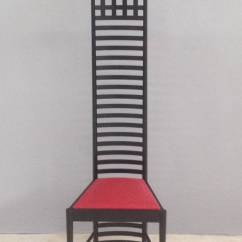 Charles Rennie Mackintosh Willow Chair Shower With Arms Rare Set Of Six Chairs By