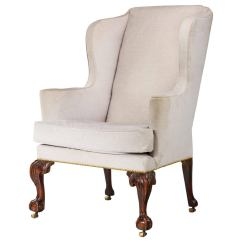 Wingback Chair For Sale Cover Hire Christchurch George Ii Period Walnut Framed Wing With Cabriole