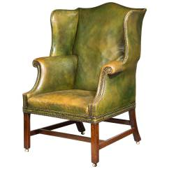 Wingback Chair For Sale Lazy Boy Recliner Chippendale Period Wing At 1stdibs