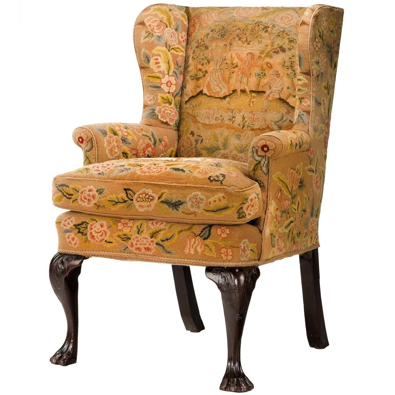 wing chairs on sale black spandex chair covers mid 18th century for at 1stdibs