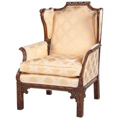 Wooden Library Chair Amazon Table Covers Late 19th Century For Sale At 1stdibs