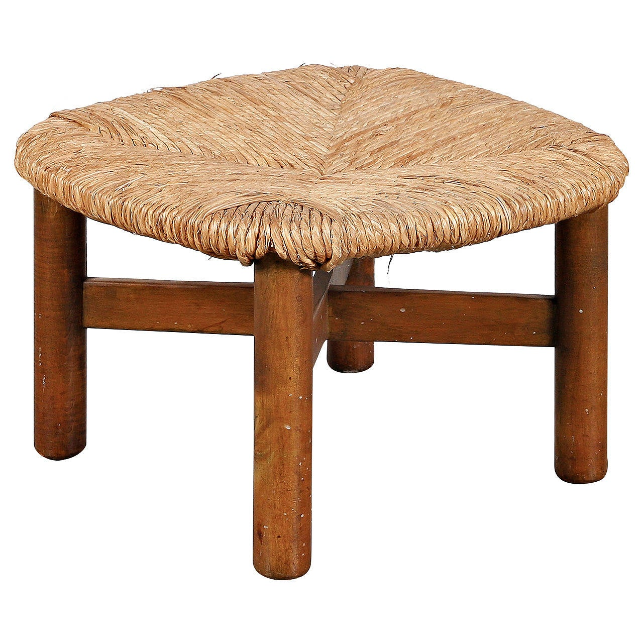 seng chicago chair camping chairs at walmart wim boon rattan stool circa 1950 1stdibs