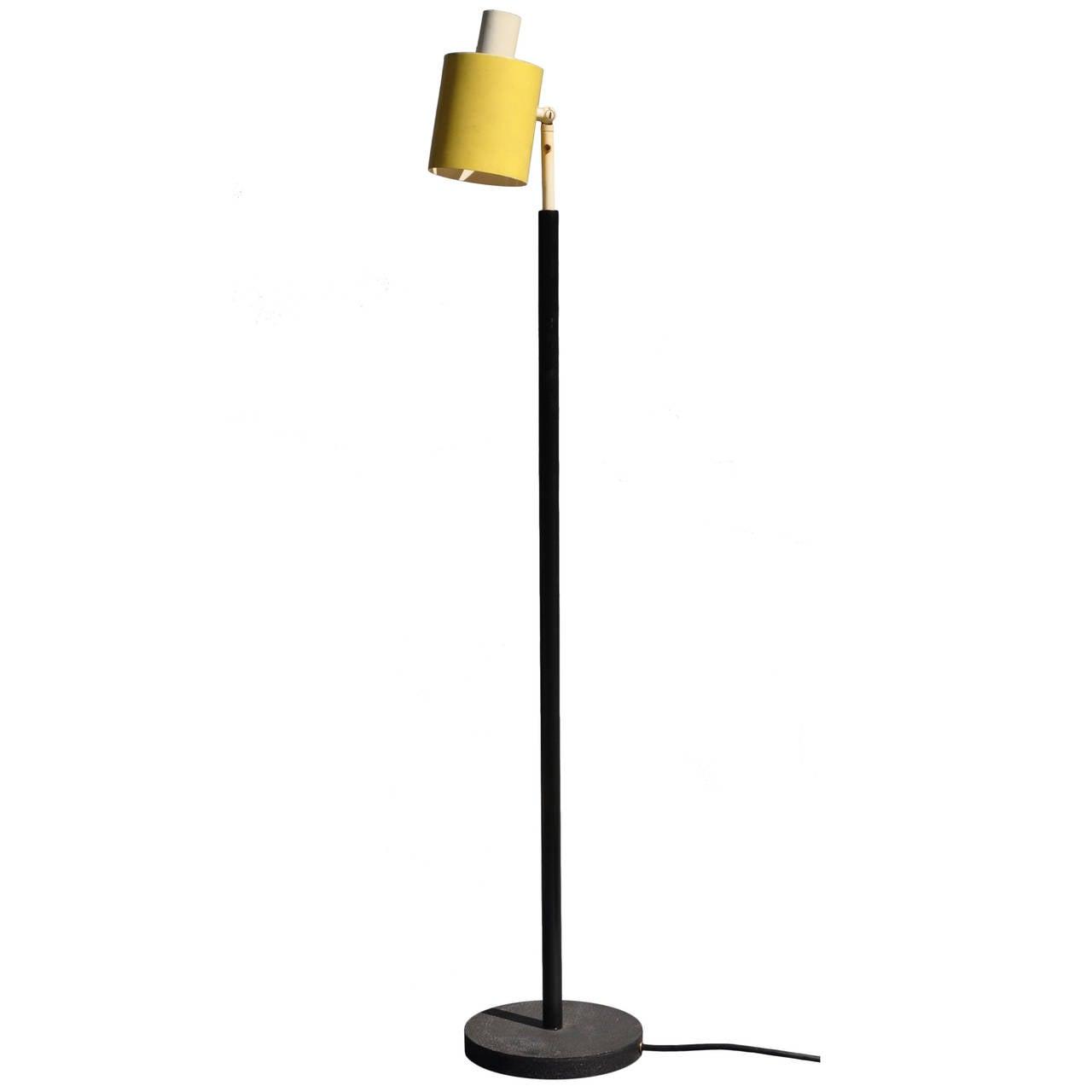Mini spot Floor Lamp, Europe Circa 1960 at 1stdibs